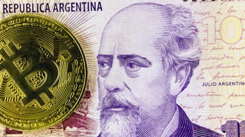 Comprar bitcoin con pesos argentinos