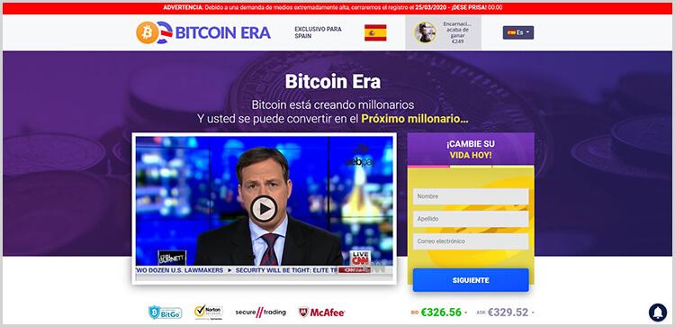 Bitcoin era es confiable